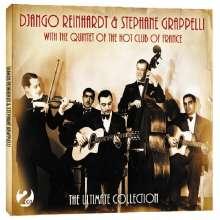 Django Reinhardt & Stephane Grappelli: Ultimate Collection, 2 CDs