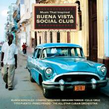 The Music That inspired Buena Vista Social Club, 2 CDs