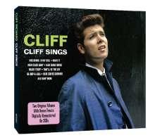Cliff Richard: Cliff Sings / Cliff, 2 CDs