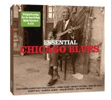 Essential Chicago Blues, 2 CDs