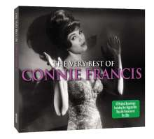Connie Francis: Very Best Of, 2 CDs