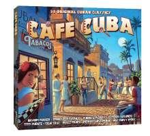 Café Cuba:50 Original Cuban Classics, 2 CDs