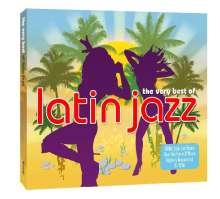 Very Best Of Latin Jazz, 2 CDs