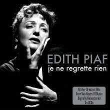 Edith Piaf (1915-1963): Je Ne Regrette Rien, 2 CDs