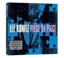 Lee Konitz (geb. 1927): Piece By Piece, 2 CDs