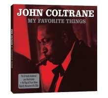 John Coltrane (1926-1967): My Favourite Things, 2 CDs