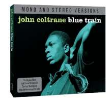 John Coltrane (1926-1967): Blue Train (Mono & Stereo Versions), 2 CDs