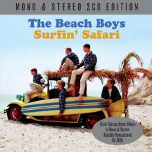 The Beach Boys: Surfin' Safari, 2 CDs