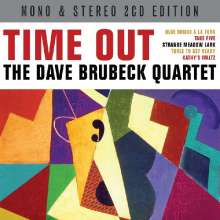 Dave Brubeck (1920-2012): Time Out (Mono & Stereo-Edition), 2 CDs
