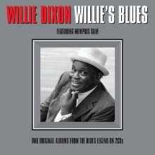 Willie Dixon: Willie's Blues, 2 CDs