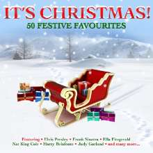 It's Christmas, 2 CDs