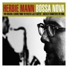 Herbie Mann (1930-2003): Bossa Nova, 2 CDs
