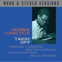 Herbie Hancock (geb. 1940): Takin' Off, 2 CDs
