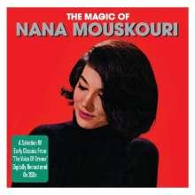 Nana Mouskouri: The Magic Of Nana Mouskouri, 2 CDs