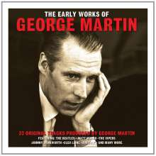 The Early Works Of George Martin, 2 CDs