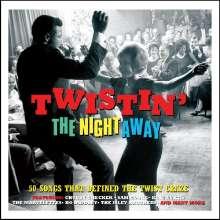 Twistin' The Night Away, 2 CDs