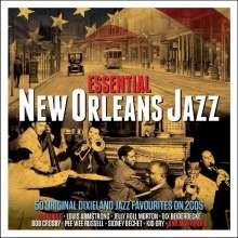 Essential New Orleans Jazz, 2 CDs