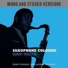 Sonny Rollins (geb. 1930): Saxophone Colossus (Mono + Stereo), 2 CDs