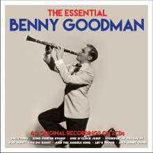 Benny Goodman (1909-1986): The Essential, 2 CDs