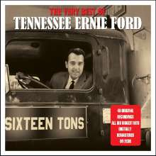 Tennessee Ernie Ford: The Very Best Of Tennessee Ernie Ford, 2 CDs