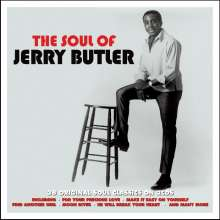 Jerry Butler: The Soul Of Jerry Butler, 2 CDs