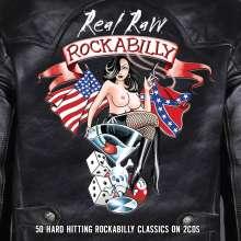 Real Raw Rockabilly, 2 CDs