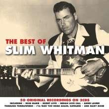Slim Whitman: The Best Of Slim Whitman, 2 CDs