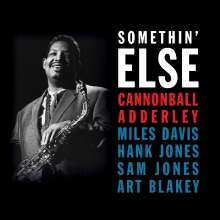 Cannonball Adderley (1928-1975): Somethin' Else / Cannonball's Snapshooters, 2 CDs