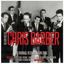 Chris Barber (geb. 1930): The Very Best Of Chris Barber, 2 CDs