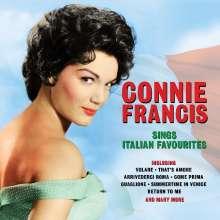 Connie Francis: Sings Italian Favorites, 2 CDs