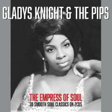 Gladys Knight: The Empress Of Soul, 2 CDs