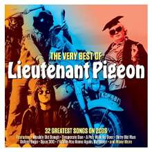 Lieutenant Pigeon: The Very Best Of Lieutenant Pigeon, 2 CDs