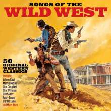 Songs Of The Wild West: 50 Original Western Classics, 2 CDs