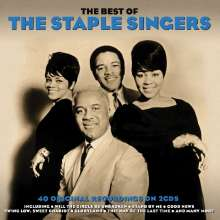 The Staple Singers: The Best Of The Staple Singers