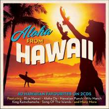 Aloha From Hawaii, 2 CDs