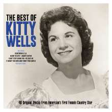 Kitty Wells: The Best Of Kitty Wells, 2 CDs