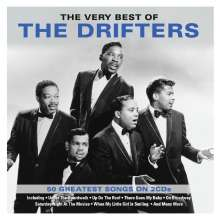The Drifters: The Very Best Of, 2 CDs