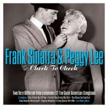 Sinatra, Frank & Lee, Perry: Cheek To Cheek, 2 CDs