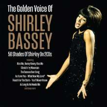 Shirley Bassey: The Golden Voice Of Shirley Bassey, 2 CDs