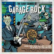 Early Sounds Of Garage Rock, 2 CDs