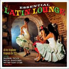 Essential Latin Lounge, 2 CDs