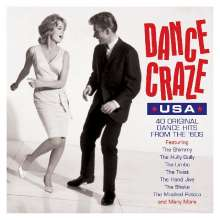 Dance Craze USA, 2 CDs