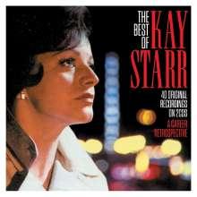Kay Starr (1922-2016): Best Of, 2 CDs