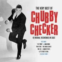 Chubby Checker: The Very Best Of Chubby Checker, 2 CDs
