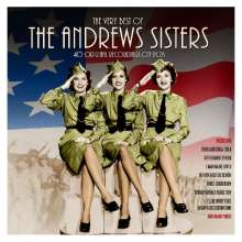 Andrews Sisters: The Very Best Of The Andrews Sisters, 2 CDs