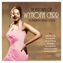 Wynona Carr: The Very Best Of Wynona Carr, 2 CDs