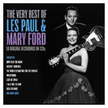 Les Paul & Mary Ford: Very Best Of, 2 CDs