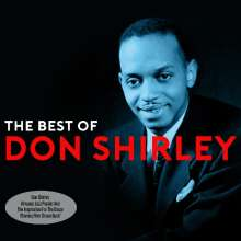 Don Shirley (1927-2013): The Best Of Don Shirley, 2 CDs