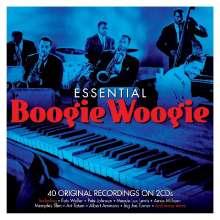 Essential Boogie Woogie, 2 CDs