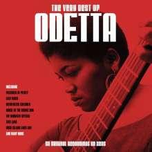 Odetta: The Very Best Of Odetta, 2 CDs